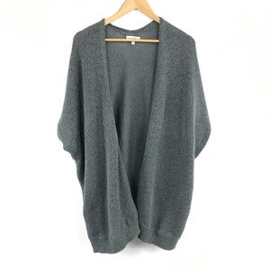 Community Aritzia Gray Ionic Cape